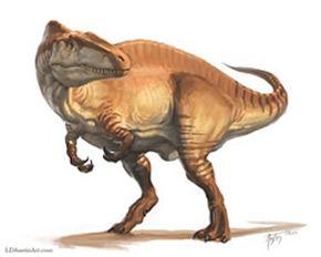 acrocanthosaurio