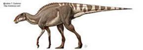 Brachylophosaurio